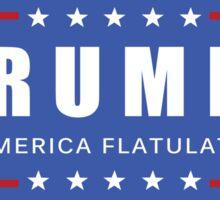 RUMP: Make America Flatulate Again Sticker