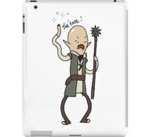 Dragon Age Adventure Time - Solas iPad Case/Skin