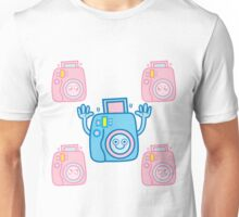 We are watching you. Say Cheese!!! Unisex T-Shirt