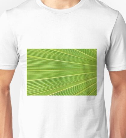 Leaf Veins Unisex T-Shirt