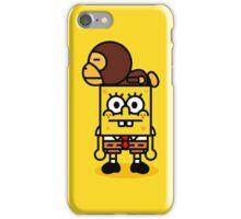Baby Milo X Bob the Sponge iPhone Case/Skin