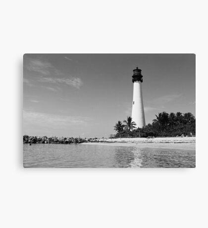 Historic Lighthouse Canvas Print