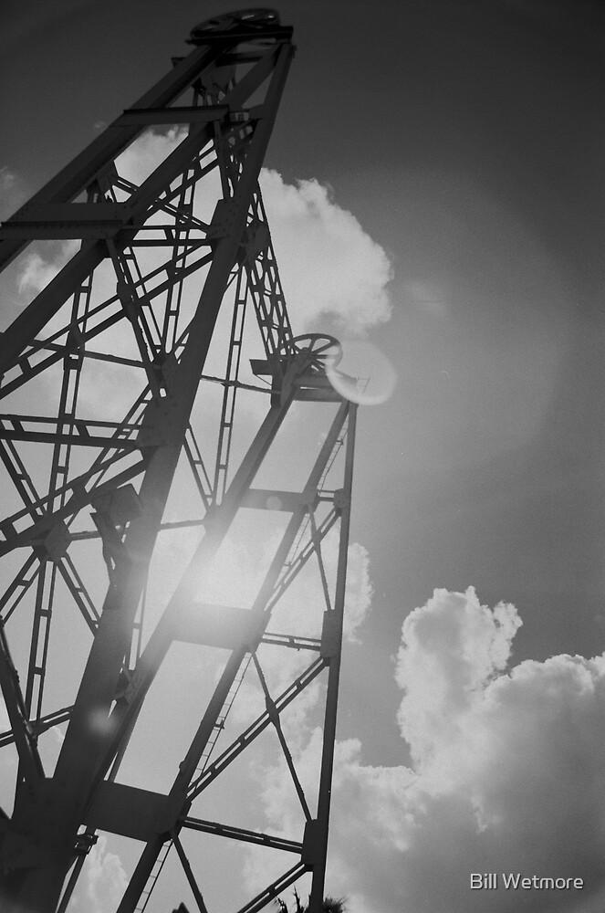 Vertical Truss by Bill Wetmore