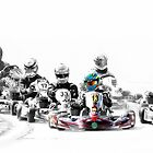 Wingham Go Karts 07 by kevin chippindall