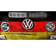 VW - GERMAN Photographic Print