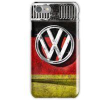 VW - GERMAN iPhone Case/Skin