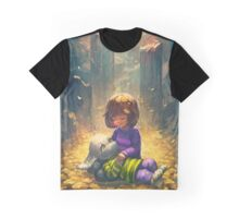 Art of Undertale Graphic T-Shirt