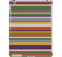Tom Bakers Scarf - Doctor Who iPad Case/Skin