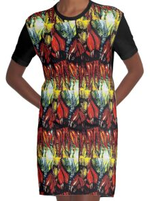 peawea Graphic T-Shirt Dress