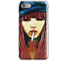 THE DEVIL MAY iPhone Case/Skin