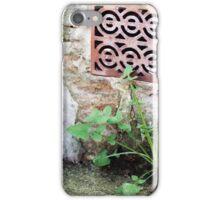 { Corners: where the walls meet #17 } iPhone Case/Skin