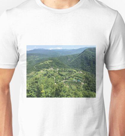 The village Unisex T-Shirt