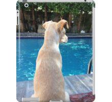 My New puppy Lola iPad Case/Skin