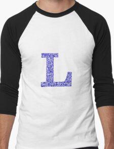 Margins L Men's Baseball ¾ T-Shirt