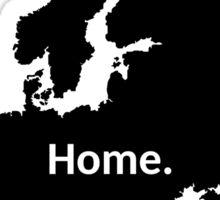 Europe Home Sticker