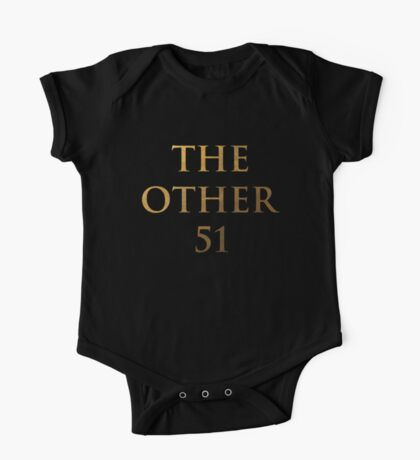 Hamilton - The other 51 (Inverted) One Piece - Short Sleeve