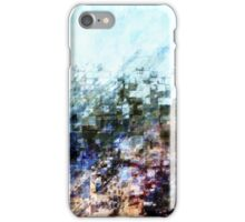Earth Tones Geometric Abstract iPhone Case/Skin