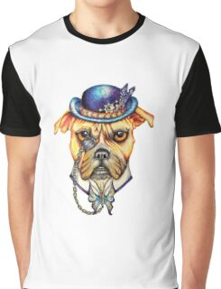 Lord Sergeant Butterfly Graphic T-Shirt