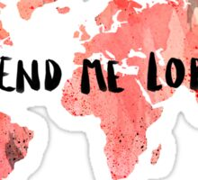 Send me Lord Sticker