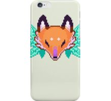 Fox Head  iPhone Case/Skin