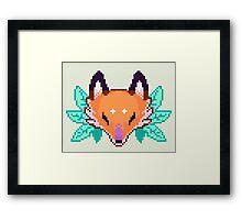 Fox Head  Framed Print