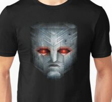 Metal Transformers Robot Head Unisex T-Shirt