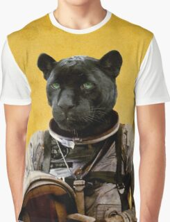 Space Jag Graphic T-Shirt