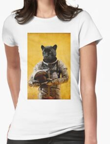 Space Jag Womens Fitted T-Shirt