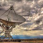 Very Large Array by njordphoto
