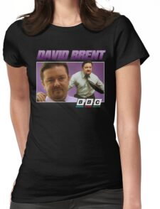 David Brent 90s Tee Womens Fitted T-Shirt