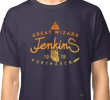 THE GREAT WIZARD JENKINS - burningheart Classic T-Shirt