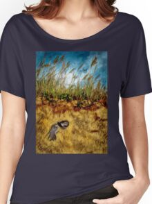 Bank Swallow Breakfast Women's Relaxed Fit T-Shirt
