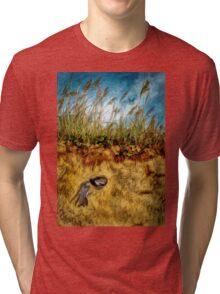 Bank Swallow Breakfast Tri-blend T-Shirt