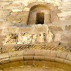 Segovia, Spain - Church Window by Michelle Falcony