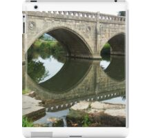 The Old Toll Bridge. iPad Case/Skin