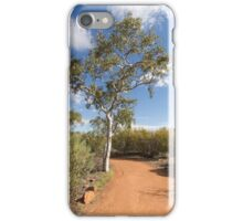 Wherever the path may lead iPhone Case/Skin