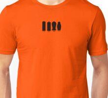 Vacuum Tube Simplified Unisex T-Shirt