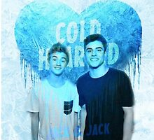 Jack and Jack Cold Hearted by alexrocks2323