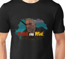 Blood And Wine - TW3 Unisex T-Shirt