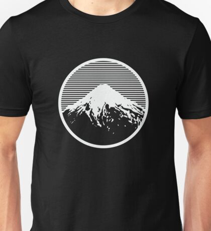 Retro Mountain Unisex T-Shirt