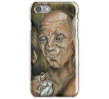 Three Dark Men iPhone Case/Skin