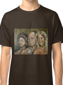 Three Dark Men Classic T-Shirt