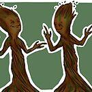 Dancing Sapling by Dralore
