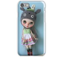 Little Totoro  iPhone Case/Skin