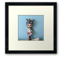 Little Totoro  Framed Print