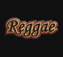Vintage reggae Kids Tee
