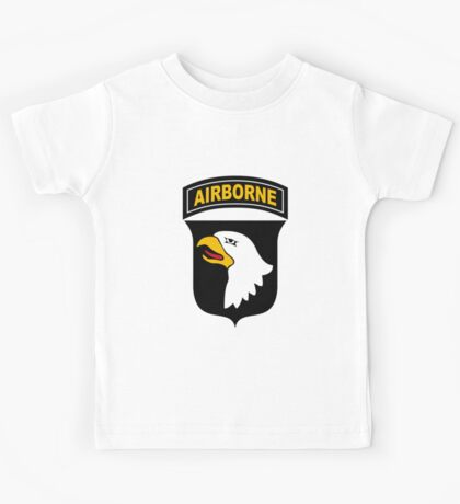 101st Airborne Division (US Army) Kids Tee