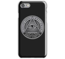 Illuminati Artwork iPhone Case/Skin