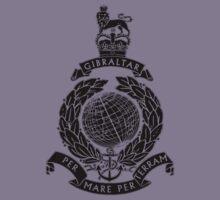 Royal Marines (United Kingdom) Kids Tee