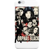 Orphan Black - Noir iPhone Case/Skin